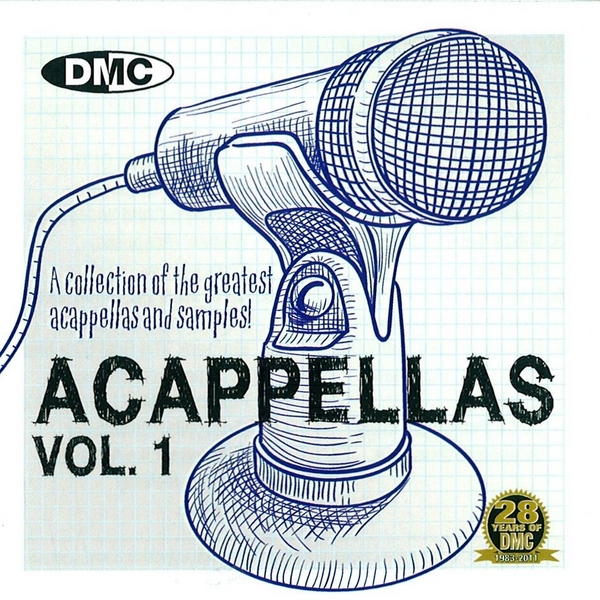 DMC - Acapellas Vol.1
