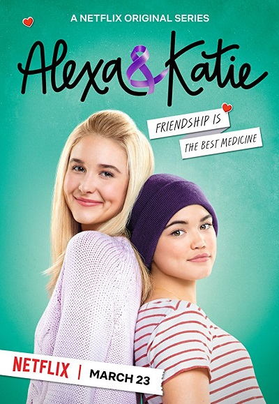 Alexa & Katie 2018 2.Sezon BoxSet Türkçe Dublaj HD İndir
